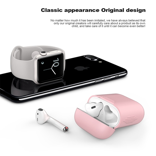 Shockproof For AirPods Case Earphone Case  3