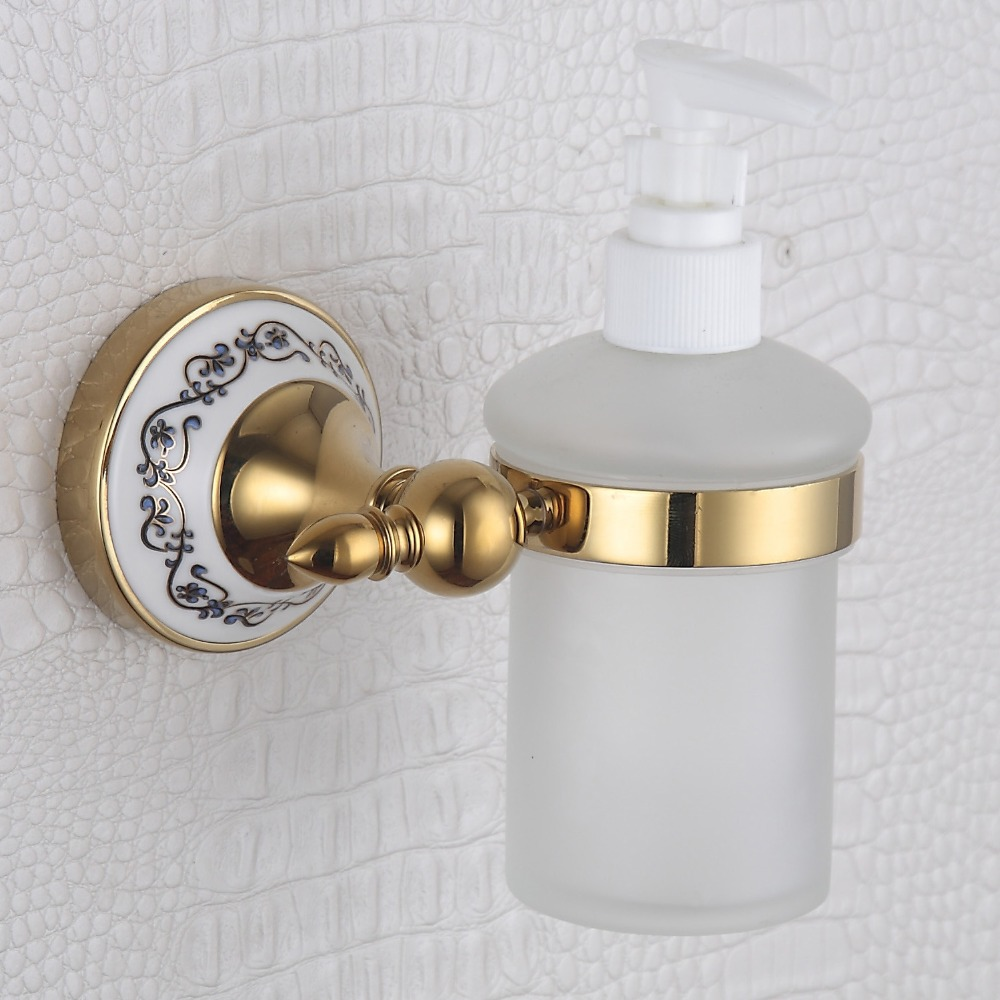 Liquid Soap Dispenser Holder Wall