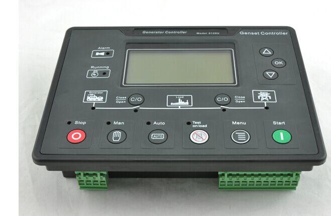 6120U diesel generating set controller. terminal box LCD controller6120U diesel generating set controller. terminal box LCD controller