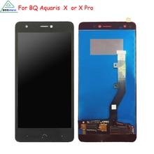 Originale Per BQ Aquaris X Display LCD Touch Screen Digitizer Parti E Ricambi Per Cellulari E Smartphone Per BQ Aquaris X Pro SCHERMO LCD STRUMENTI Gratuiti