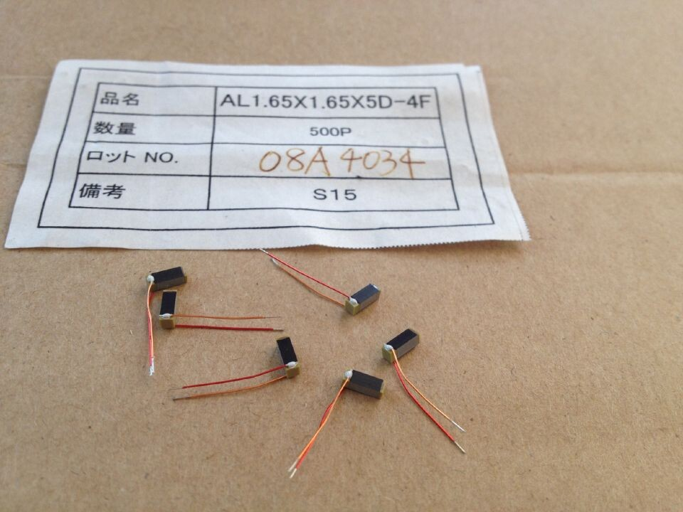 NEC/piezoelectric actuator Piezoelectric actuator Piezoelectric actuator AE0203D08F