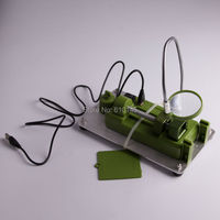 Ree Shipping Stainless Steel Cell Phone Pcb Repair Holder Platform Maintenance Fixtures Mobile Phone Circuit Boards