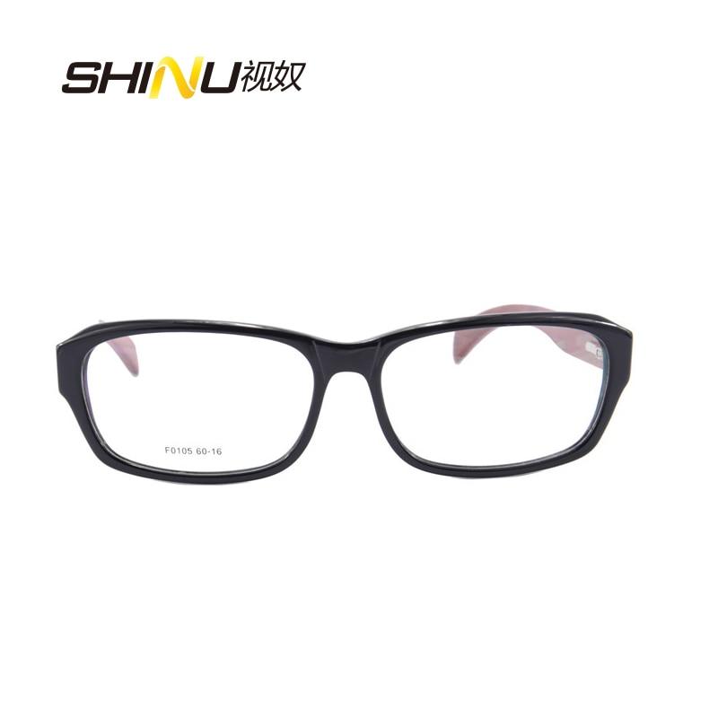 Kacamata optik penghantaran percuma kacamata bingkai kayu asli dengan - Aksesori pakaian - Foto 2