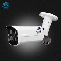 ZSVEDIO Surveillance Cameras POE Alarm System Security Camera Cameras IP NVR HD 1080P Security Camera System