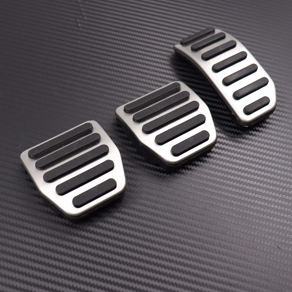 TTCR-II Car Modified <font><b>Accessory</b></font> for <font><b>VOLVO</b></font> <font><b>XC60</b></font> S60 S80L S60L V60 V70 MT Manual Gas Accelerator Footrest Pedal Pad Refit Cover image