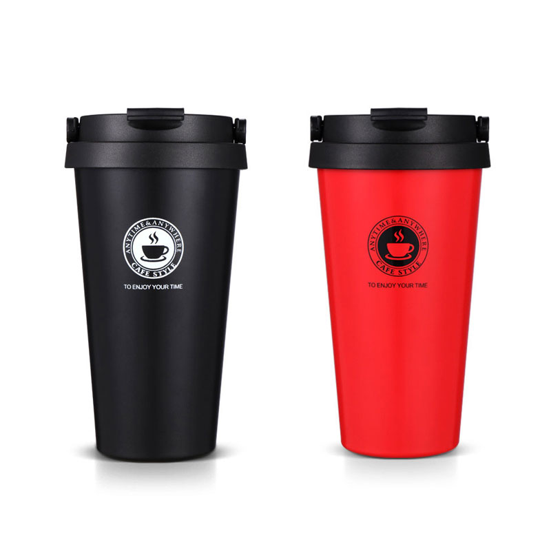 Drink Double Wall Vacuum Insulated Travel Cup Including 6 Straws set,for Coffee 6 Pack 12 oz Stainless Steel Stemless Wine Tumbler with Leakproof Slip Lids Tea and Beer Cocktail Assorted Colors