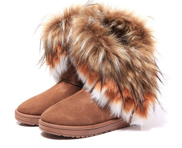 Free shipping new 2014 hot sale best price imitation fox for Ugg fourrure exterieur