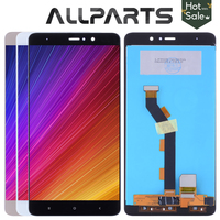 Tested Warranty 5 7 1920x1080 Display For Xiaomi Mi 5S Plus LCD Touch Screen Digitizer Replacement