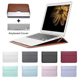 SZEGYCHX кожа почты мешок рукава сумка чехол для Macbook Air 13 Pro Retina 11 12 13 15 тетрадь ноутбука Macbook 13,3 дюймов