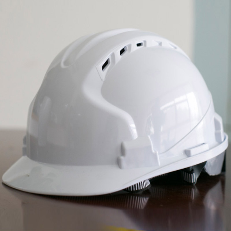 Construction Safety Helmets Hard-Hat Work-Cap Electrical-Engineering Labor ABS Men Women title=