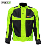 RIDING TRIBE Racing Riding Motorcycle Jacket Motocross Winter Thermal Jackets With 5 Protector Pads Protection Moto