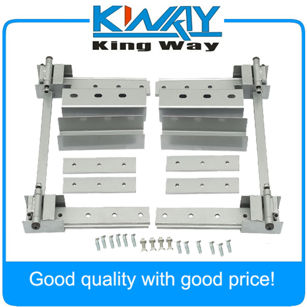 New Super Heavy Duty Universal Hidden Hinge Kit For 2 Doors|kit|kit kits|  - title=