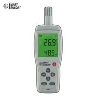 Smart Sensor AS837 Portable Humidity Temperature Meter Digital Hygrometer Humidity Gauge