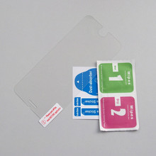 Protector de pantalla de vidrio templado para iPhone 5, 5S, 6, 6S, 7, 4,7, unids/lote, DHL, Fedex