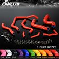 GPLUS Water Silicone Radiator Hose Kit For BMW E34 M30 6CYC 525 528 530 89-95 RD