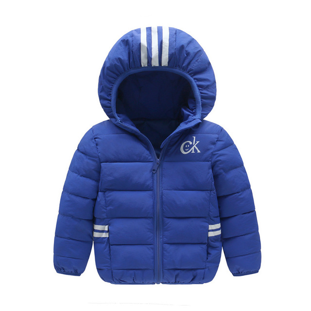 Aliexpress.com : Buy Girls Boys Cotton padded Jacket Children ...