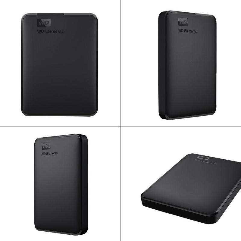 Mobile Hard Disk WD Elements New Element Series 2.5