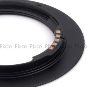 Image 4 - Pixco M42 AF ยืนยันอะแดปเตอร์เลนส์ชุดสำหรับ M42 เลนส์ sony alpha minolta MA กล้อง A77II A58 A99 A65 A57 a77 A900 A55 A35