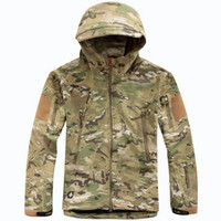 Lurker Shark Skin Soft Shell V 4 0 Outdoor Military Tactical Jacket Waterproof Windproof Sports Army