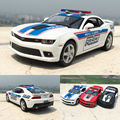 5'' 12cm 2014 Chevrolet Corvette Coupe Bumblebee American police car 1:38 Alloy Kinsmart Diecast model toy cars for boys
