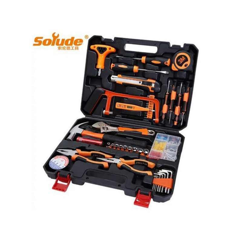 Household 45pcs/sets of Tools Electrician Repair Kit Multi-Function Combination Kit