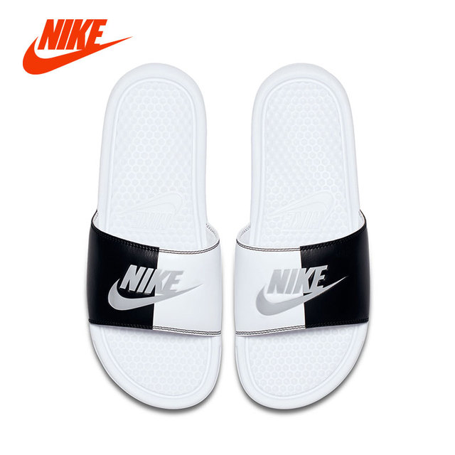 7a43939e66fd7 NIKE BENASSI JDI Women Girl Summer Sandals Casual Slides Homewear Outdoor  Flip Flops EUR Size 35.5-42