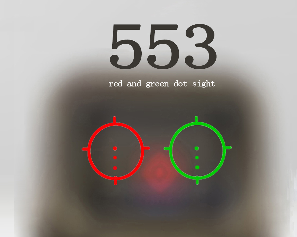 Holographic 553 Tactical Reflex Sight Red and Green Dot Reflex Sight Scope With 20mm Rail QD For HuntingHolographic 553 Tactical Reflex Sight Red and Green Dot Reflex Sight Scope With 20mm Rail QD For Hunting