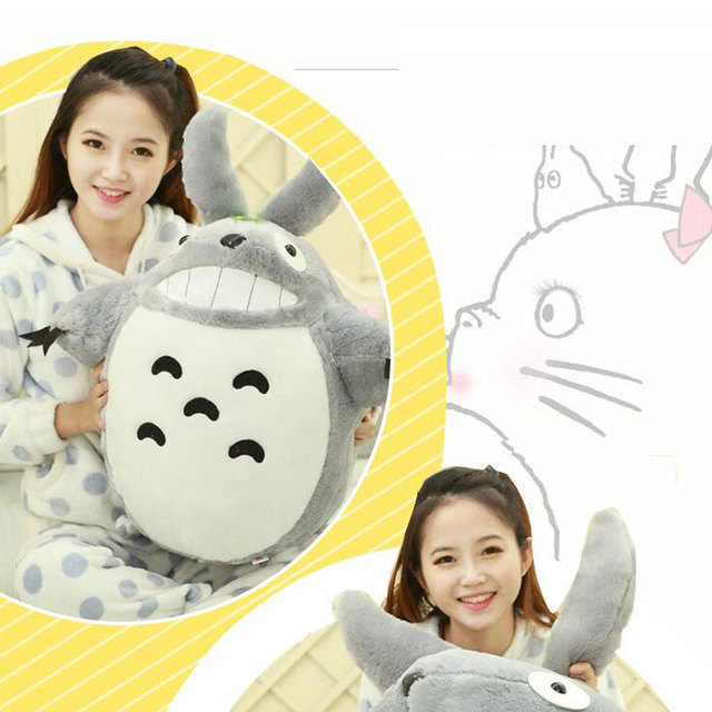 100cm Totoro Plush Toys – Nap/Sleeping Big Pillow