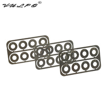 VULPO Airsoft Gear set gap adjustment Stainless steel super precision shims 0.1&0.2&0.3mm For AEG gearbox Any version