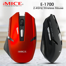 1600 USB Optical Wireless Computer Mouse 2.4G Receiver Mini Slim gaming Mouse For PC Laptop Spot Wholesale retail free shipping 2 4g usb optical wireless mouse for computer laptop gaming mouse 10m wifi range mouse 2 4g receiver