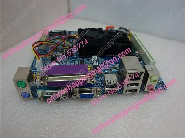 D525 MINI ITX 6COM industrial motherboard