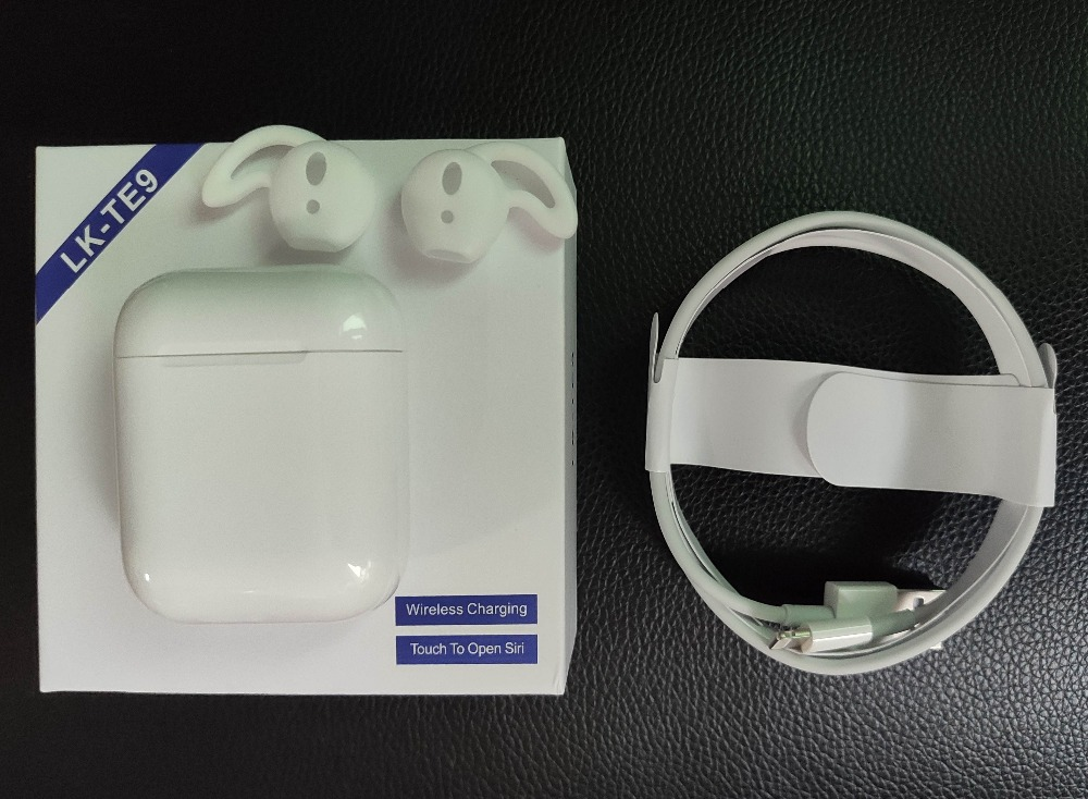 Original-LK-TE9-1-1-Wireless-Bluetooth-5-0-Stereo-Bass-Earbuds-for-Iphone-PK-i14