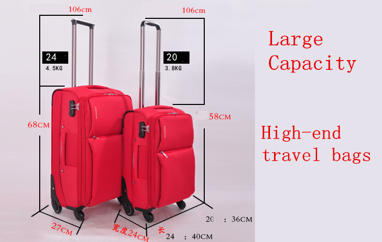 62 In Luggage Bag | Luggage And Suitcases