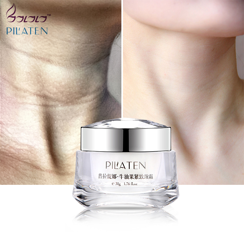 PILATEN 50G Neck Cream Firming Anti wrinkle Aging Whitening Moisturizing Neck Creams Neck Care For All Skin Types Skin Care крем lumene nurturing eye cream for all skin types 15 мл