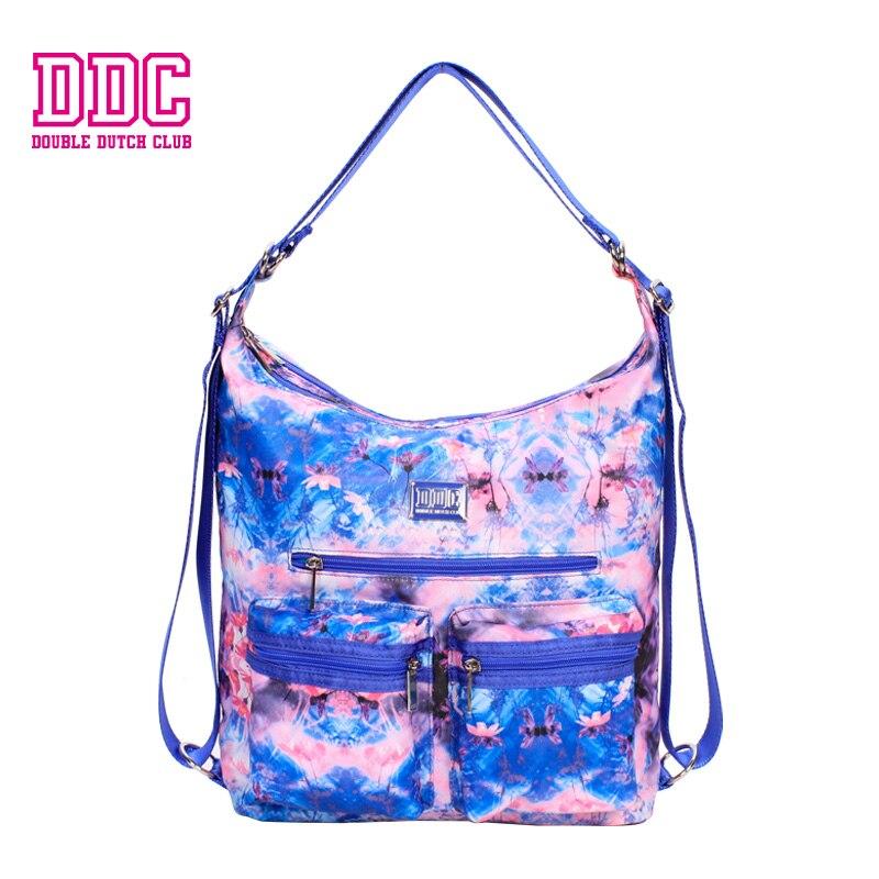 DDC Brand Handbags Print Bag Female Causal Totes Original Design Hand Bag Women Shoulder Bags Large Capacity Woman Messenger Bag