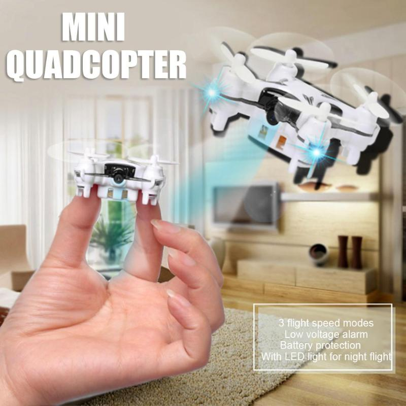 RC Drone Mini 2.4GHz 4Channel Remote Control Quadcopter Helicopter 360 Flipping Headless Mode With 0.3MP Camera RC Gifts