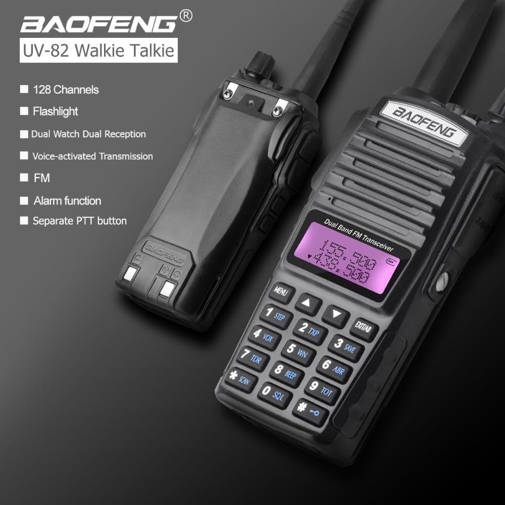 Original BaoFeng / Pofung BF-777S lang rekkevidde trådløs UHF - Walkie talkie, radio og antenne - Bilde 2