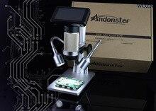 mikroskop mikroskop HDMI objekt