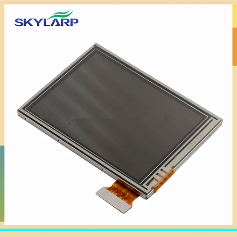 skylarpu 3.5 inch LCD Screen display panel for Toppoly TD035STED3 LCD Display Panel+Touch Digitizer original 3 5 inch lcd screen display panel for toppoly td035sted3 lcd display panel touch digitizer glass tft replacement parts