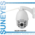 SunEyes SP-V1807SW  PTZ Dome IP Camera Outdoor Wireless 1080P Full HD with 2.8-12mm Optical Zoom Auto Focus with SONY Sensor
