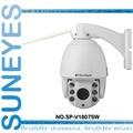 Suneyes SP-V1807SW domo PTZ cámara IP inalámbrica para exteriores 1080 P Full HD con 2.8 - 12 mm Zoom óptico de enfoque automático con SONY Sensor