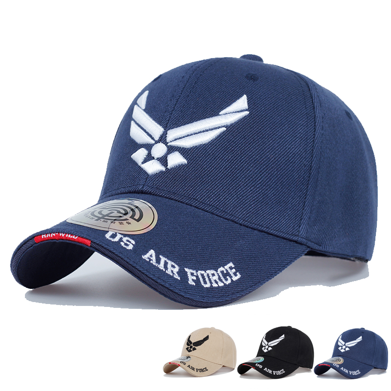 US Air Force One Mens Baseball Cap Airsoftsports Navy Seal Army .. Snapback