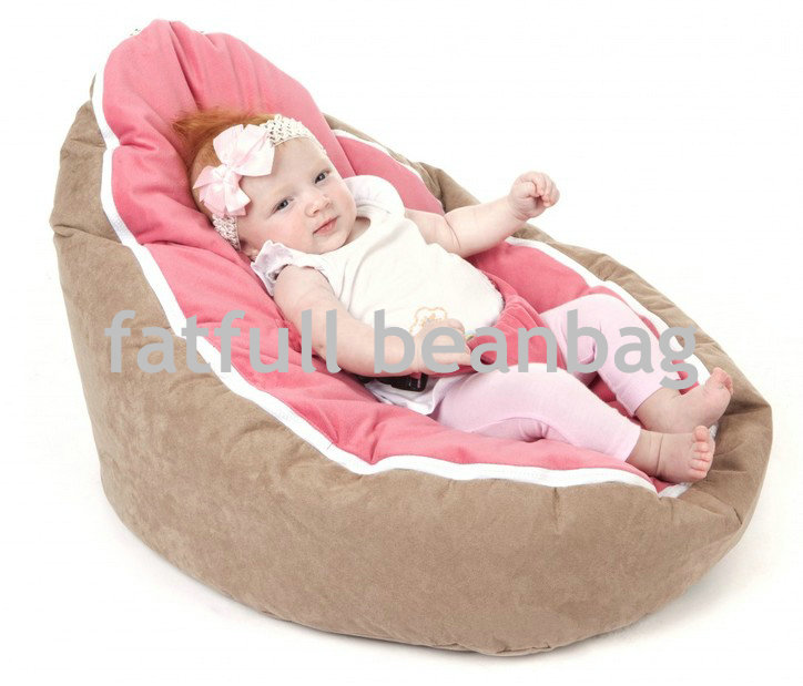 Cover Only No Fillings Cozy Child Bean Bag Baby Sleeping Filled Light