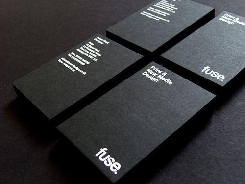 Цена дизайн визитки