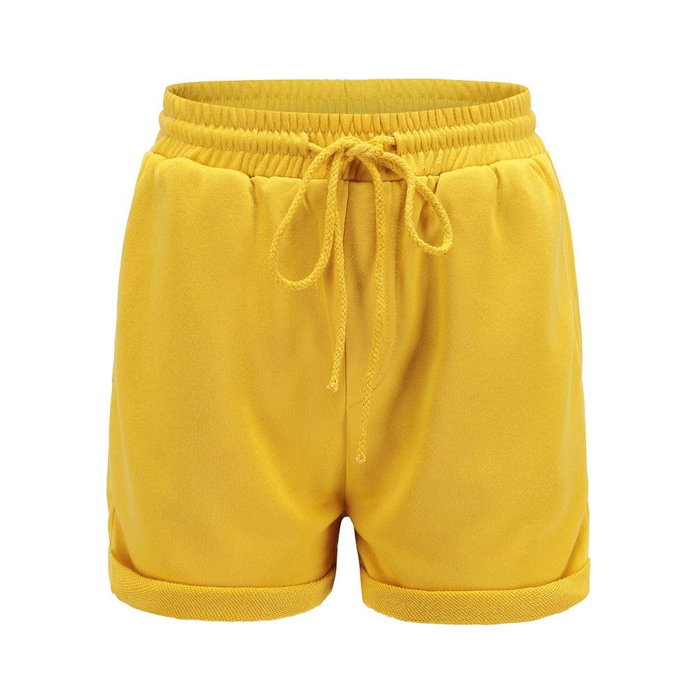 Clothing - Women's Casual Loose  Beach Shorts