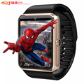 YUNSONG Bluetooth Smart Watch GT08 Для Apple iphone IOS Android Phone Носить наручные Поддержка Синхронизации смарт часы Сим-Карты ПК DZ09 GV18
