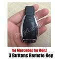 Новое прибытие 3 кнопки умный дистанционный ключ для Mercedes для 315MHz Benz NECE Chip после 2000 лет умный ключ