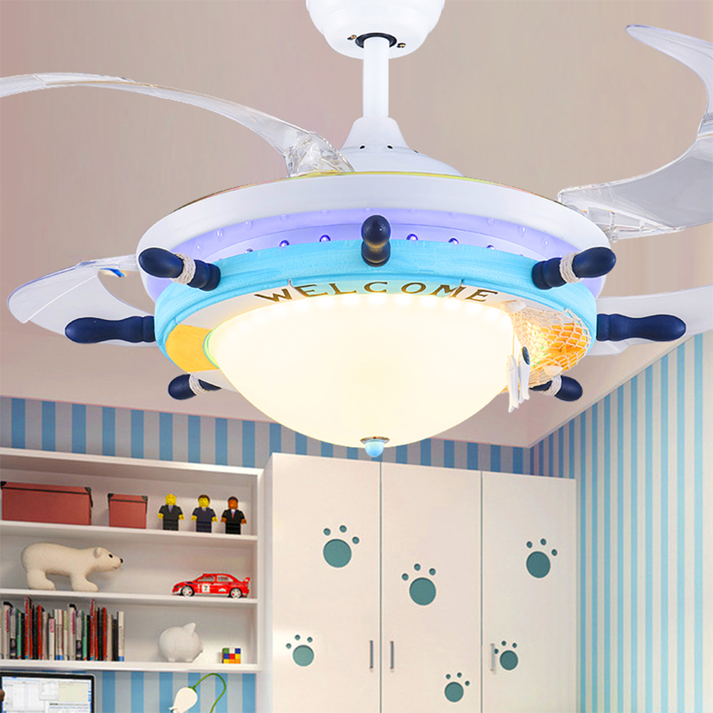Online buy wholesale decorative ceiling fan from china for Home decorations fan