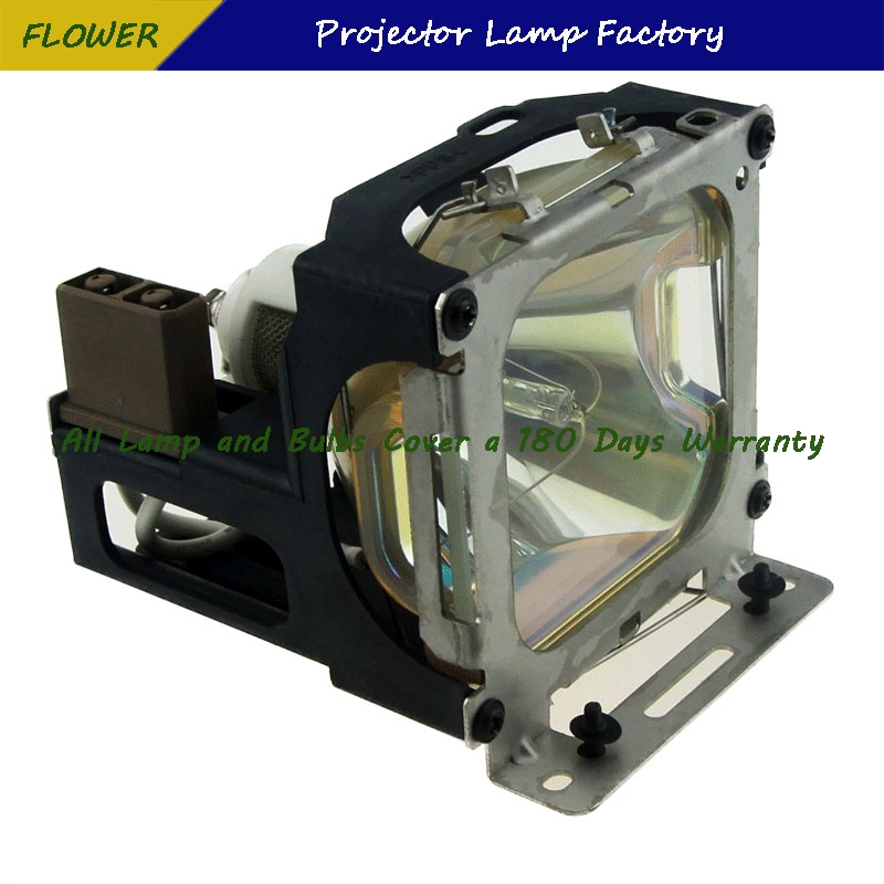 DT00491 Replacement Projector Bare Lamp with Housing for HITACHI CP-HX3000 / CP-HX6000 CP-S995 CP-X990 CP-X990W / CP-X995