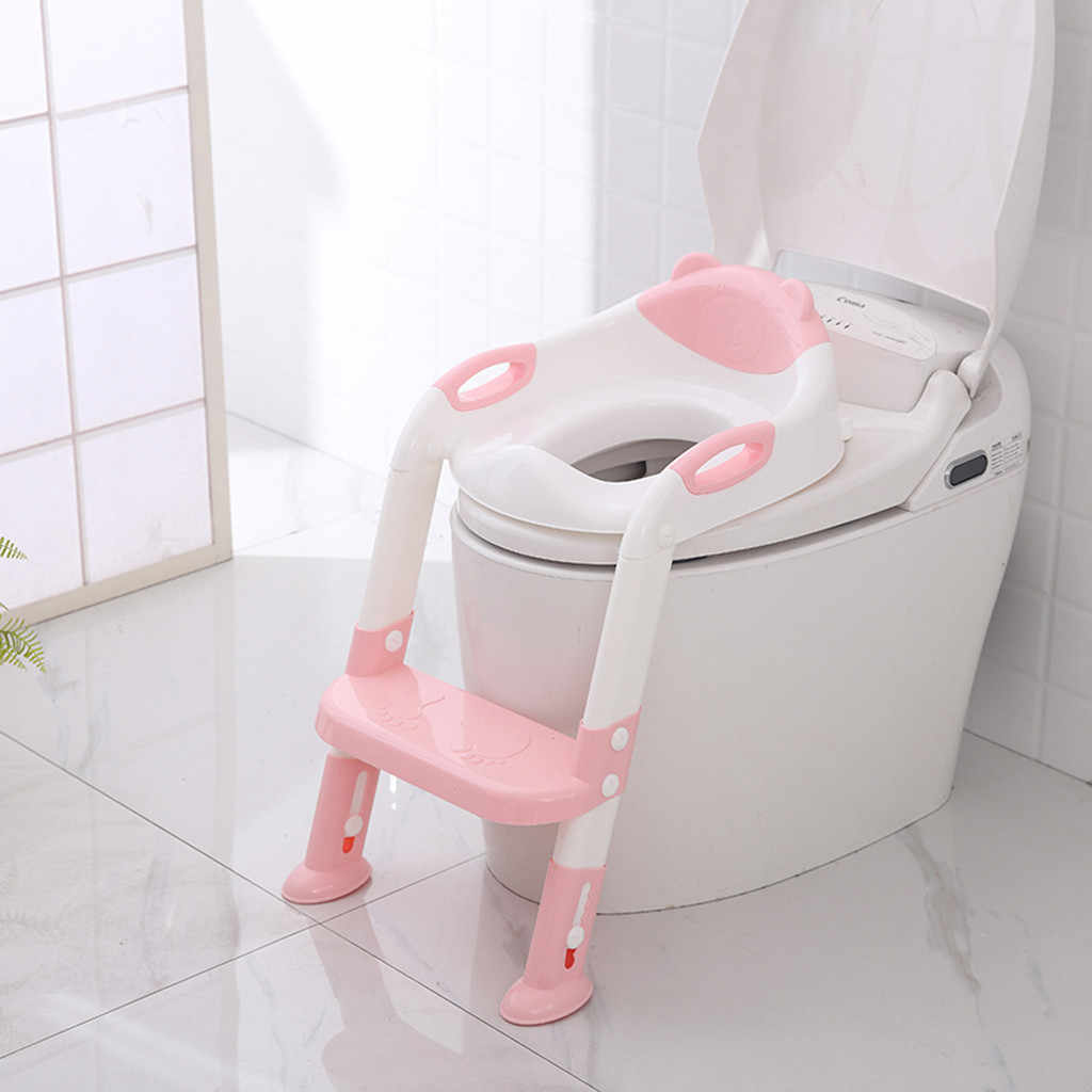 Fantastic Babies Potty Toilet Trainer Seat Step Stool Ladder Pdpeps Interior Chair Design Pdpepsorg